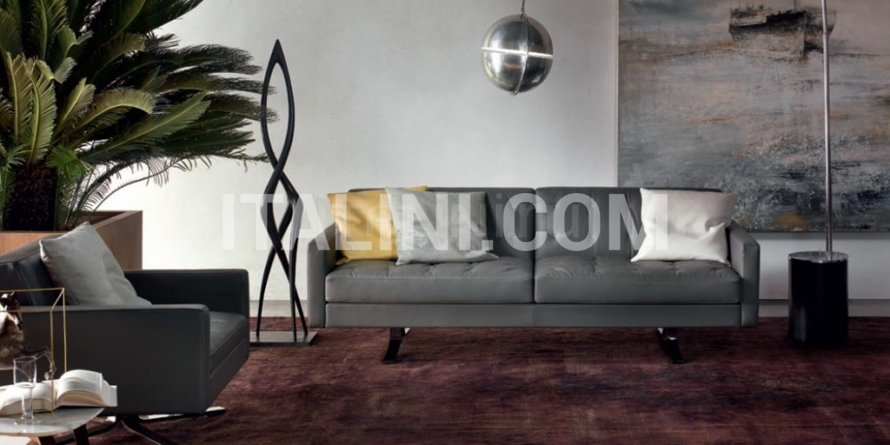 купить диван Kennedee Jr производитель Poltrona Frau из италии