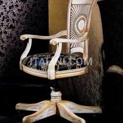 Bello Sedie Luxury classic chairs, Art. 3202: Office armchair - №49