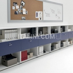 Storage with drawers - №97