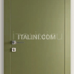 Giudetto FP 1011/QQ  Matte lacquered RAL 6012. Modern Interior Doors - №187