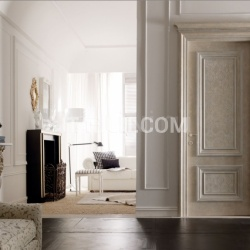 AMANTEA 1314/QQ dove-gray door Classic Wood Interior Doors - №4