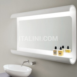 Led Backlit mirror - №14