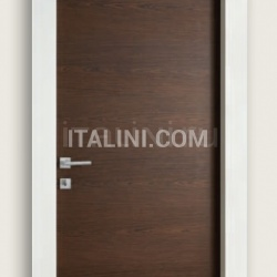 Giudetto PCP 1011/QQ/H Brushed multilaminar oak tobacco finish. Modern Interior Doors - №169