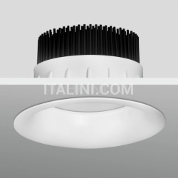 L-TECH Runner frameless recessed light quadro g fluo - №129