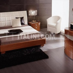Item code of bed : DLLTP1 _ Item code of chest of drawers : DCMO - №69
