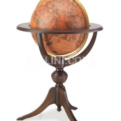 "Classic globe on tripod wooden stand ""Odissea"" - №60"