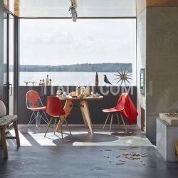 Eames Plastic Chairs - №29