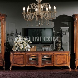 Marzorati Decorated tv furniture Living room  - MONDIAL / home theatre - №53
