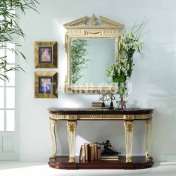 Hurtado Mirror and Console (Occasional) - №88