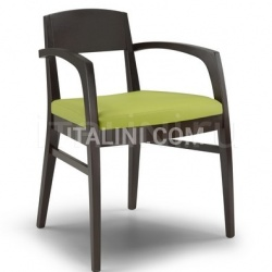 Corgnali Sedie Ketty C - Wood chair - №61