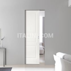 Bertolotto Porta a scomparsa walldoor LP28 bianco - №115