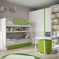 Mistral Space-saving bedroom 36 - №8