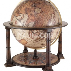 "Zofolli Exclusive wooden globe ""Colosso"" - №68"