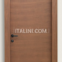 Giudetto SE 1011/QQ/S1 Cognac finish sawn olive. Modern Interior Doors - №200
