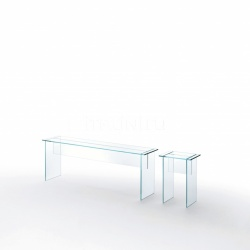 PRISM glass bench / PRISM glass chair / PRISM glass sofa - №17