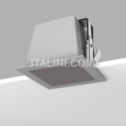 L-TECH Minigamma 45° Alo 12V recessed light - №70