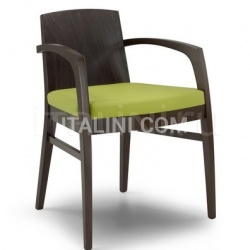 Corgnali Sedie Ketty L - Wood chair - №60