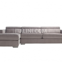 Art Leather DOMINO CHAISE - №39