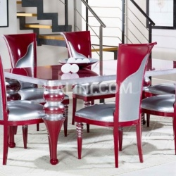 Luxury classic chairs, Art. 3247: Table - №99