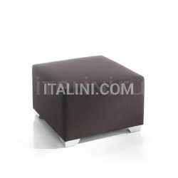 Art Leather DOMINO POUF - №108