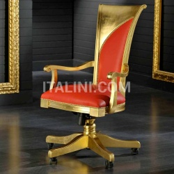 Luxury classic chairs, Art. 3241: Office armchair - №35