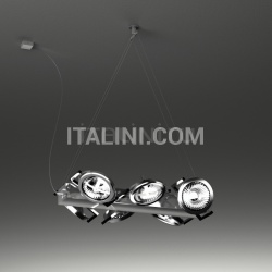 L-TECH Diapson frameless Alo 2 lights - №42