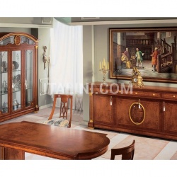 Marzorati Sideboards in wood Living room  - IMPERO / Sideboard with 4 doors - №49