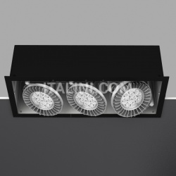 L-TECH Diapson LED 4 Light COINLIGHT - №33