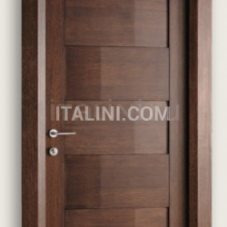 Gio Pomodoro 1927/5/QQ Wenge Stained Oak Modern Interior Doors - №157