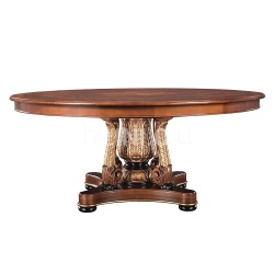Hurtado Round dining table (Premiere) - №9