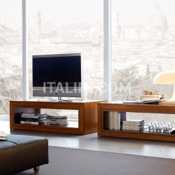 Tomasella Living room occasional table with 4 castors - №230