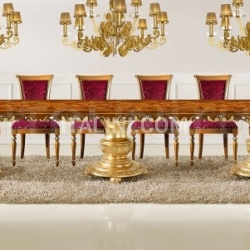 Bello Sedie Luxury classic chairs, Art. 3174: Table, Table - №105