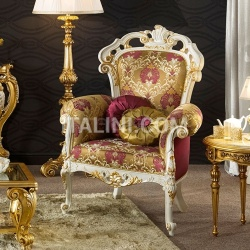 Bello Sedie Luxury classic chairs, Art. 3517: Armchair - №129