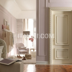 PIETRALTA 1324/QQ Pinkish painted door Classic Wood Interior Doors - №23