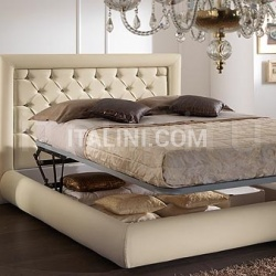CHIC bed with storage - №56
