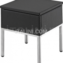 Ocean Contract Aurora Pouff / Mini Table - №156