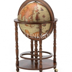 "Zofolli Elegant bar globe with wheels ""Minerva"" - Safari - №40"