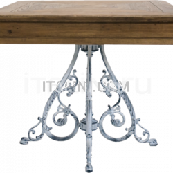 Ocean Contract ORVIETO 2 TOP TABLE - CLASSIC 4 LEGS ANTIQUE - №41