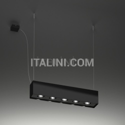 L-TECH Quba spot 50 Alo GU10 suspension lamp - №113
