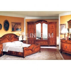 Marzorati Classic furniture Guest bedroom  - DUCALE DUCSP / Wardrobe with 4 doors - №19
