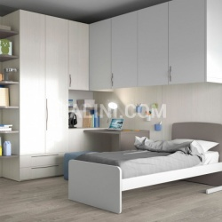 Mistral Bedroom with overbed unit 24 - №28