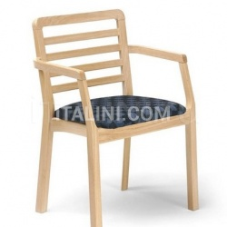 Morena PL-S - Wood chair - №82