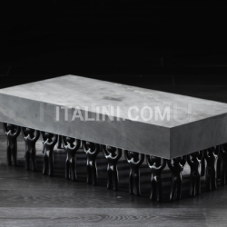 Ceramiche Dal Pra People Table - GV7 - №174