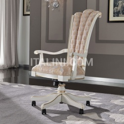 Bello Sedie Luxury classic chairs, Art. 3322: Office armchair - №30