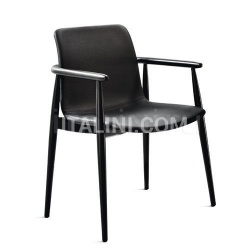 LAPIS chair with armrests - №105