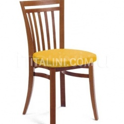 Corgnali Sedie Sofia - Wood chair - №92