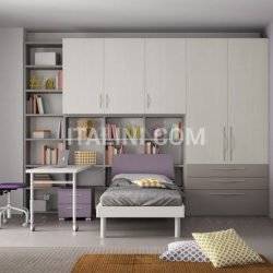 Bedroom with free-standing bed 02 - №38