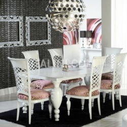 Luxury classic chairs, Art. 3221: Table - №101