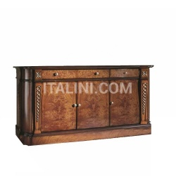 Hurtado Buffet three drawers (Dali) - №109