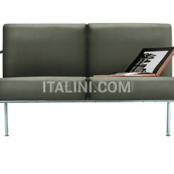 Billy 2 Lounge Armchair - №208
